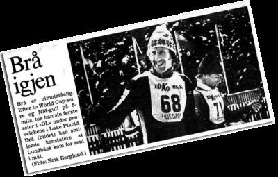 Faksimile Aftenposten 8.2.1979