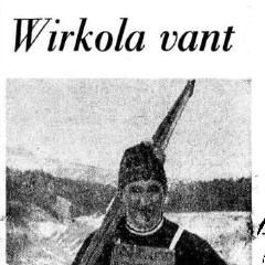 Faksimile fra Aftenposten 9. februar 1967
