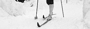 Skihistorie