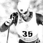 Faksimile Aftenposten Aften 10.2.1992 - Vegard Ulvang vinner OL-gull i Albertville.