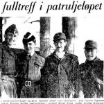 Militært ski-VM gjennom 60 år – sterke norske prestasjoner