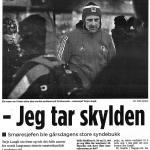 Klassiske norske smørebommer