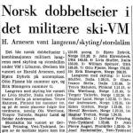 Triathlon i forskjellige former, med vekslende norsk suksess