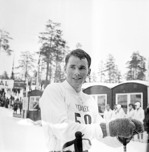 Bilde av skiløperen Lorns Skjemstad
